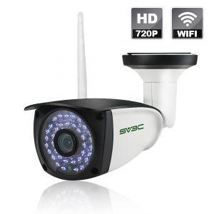 720P Wireless IP Camera (SV-B06W-720P-HX)