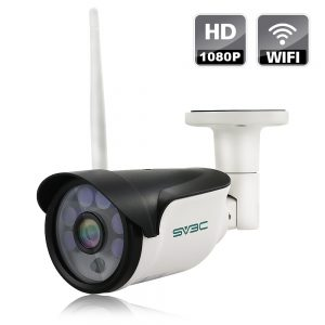 1080P WiFi IP Camera (SV-B01W-1080P-HX)