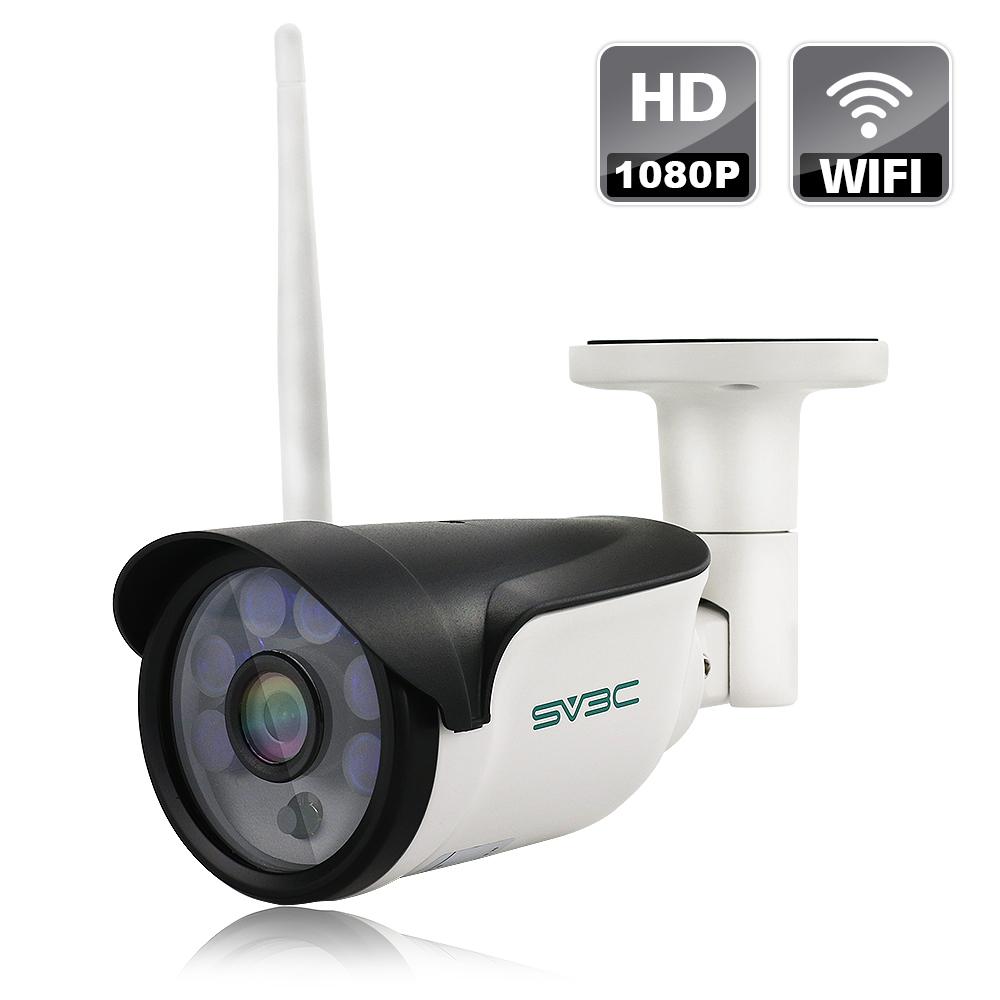 1080P WiFi IP Camera (SV-B01W-1080P-HX)